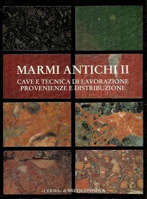 Calaméo - Marmi antichi. Vol. II