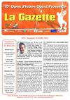 La Gazette du 19 avril