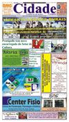Jornal Cidade de Pratpolis - Edio n 33 de 19/04/2013