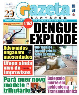 A Gazeta de Santarem Para
