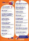 Programme maison des parents mai 2013