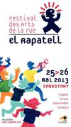 Programme - Festival El Rapatell
