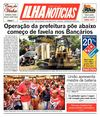 Jornal Ilha Notcias - Edio 1621 - 26/04/2013