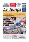Le Temps d&#039;Algrie Edition du Dimanche 28 Avril 2013