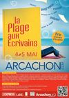 LA PLAGE AUX ECRIVAINS 2013