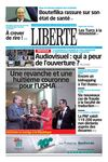 LIBERTE DU 02 MAI 2013