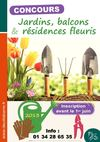 Jardins, balcons &amp; rsidences fleuris