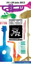 Programme d&#039;Orlans&#039;Jazz 2013