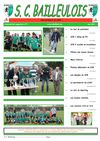 Le journal des supporters n11