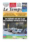 Le Temps d&#039;Algrie Edition du Mardi 15 Mai 2013