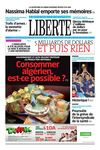 LIBERTE DU 15 MAI 2013