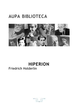 2_Holderlin Friedrich - Hyperion