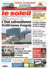 Edition du 15 Mai 2013