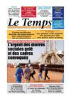 Le Temps d&#039;Algrie Edition du Dimanche 19 Mai 2013