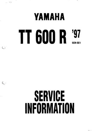 Yamaha R  Manual