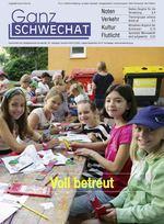 August-September Ausgabe 2013 © Stadtgemeinde Schwechat