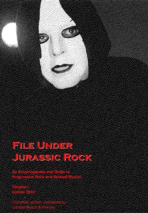 Calam 233 O File Under Jurassic Rock I 2010