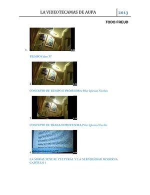 0_SIGMUND FREUD  AUDIOVISUALES TEXTOS EN AUDIO LIBROS PARA OIR