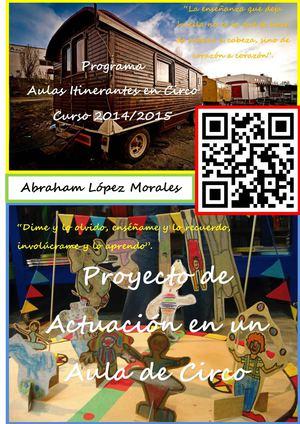 Calam o aulas itinerantes de circo proyecto de for Proyecto de construccion de aulas de clases