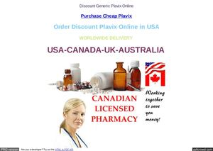 Clopidogrel discount coupons