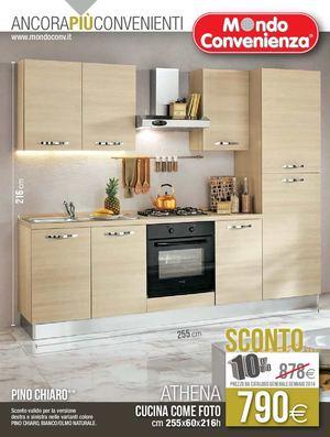Calam o catalogo mondo convenienza cucine 2014 - Cucina athena mondo convenienza ...