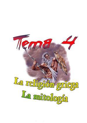 tema religion: