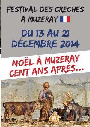 Festival des Crèches Musée de la Crèche Muzeray