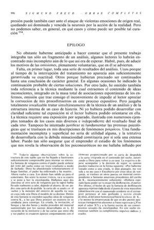 23_SIGMUND FREUD Analisis Fragmentario De Una Histeria 4 Clear Scan