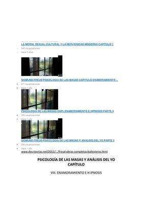 0A) FREUD SIGMUND T 1 AUDIOS DE TEXTOS DE