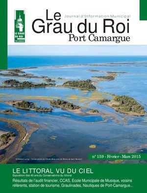 Calam o le grau du roi port camargue journal d information municipal - Grau du roi office de tourisme ...