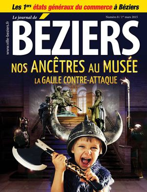 Calam O Journal De Beziers N 8 Mars 2015