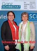 März / April 2015 © Stadtgemeinde Schwechat
