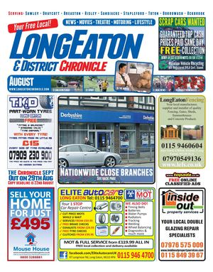 Calam 233 O August 2012 Long Eaton Chronicle