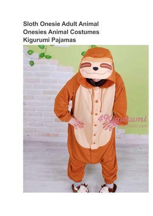 d6c2aeec86 Calaméo  sloth onesie adult animal onesies animal jpg 300x425 Sloth footie  pajamas