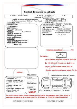 calam o location de voiture en algerie avec ou sans chauffeur. Black Bedroom Furniture Sets. Home Design Ideas