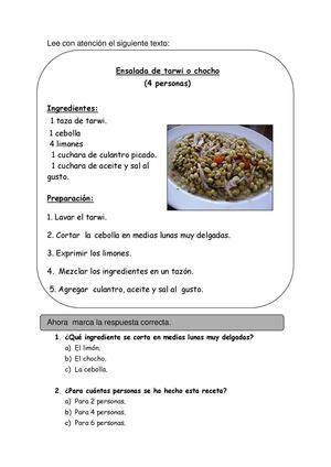 Comida de chocho - 3 part 7