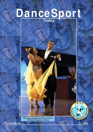 DanceSport Today 2005 01