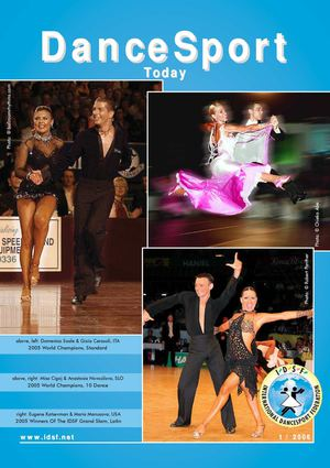 DanceSport Today 2006 01