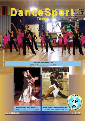 DanceSport Today 2007 01