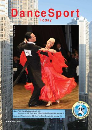 DanceSport Today 2007 03