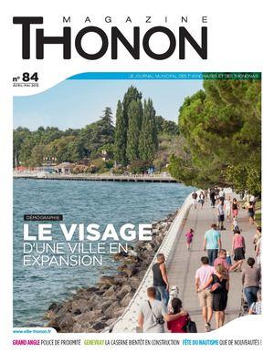 Thonon magazine n°84