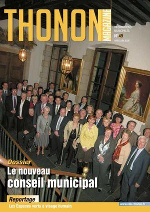 Thonon magazine n°49