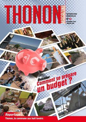 Thonon magazine n°52