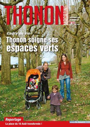 Thonon magazine n°54