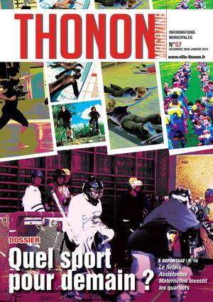 Thonon magazine n°57