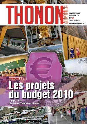 Thonon magazine n°58