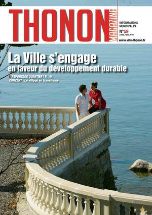 Thonon magazine n°59