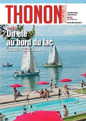 Thonon magazine n°60