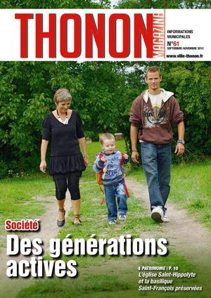 Thonon magazine n°61