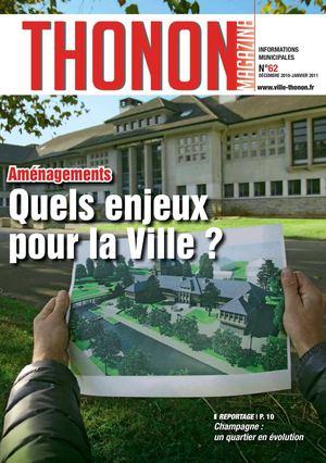 Thonon magazine n°62